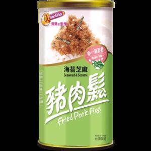 海苔芝麻豬肉鬆